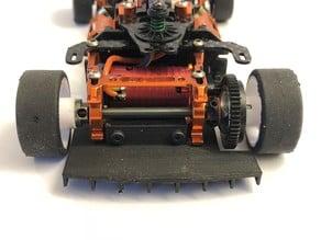 Mini-Z Diffuser Mclaren 12CGT3