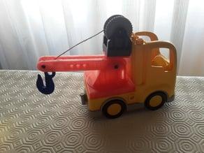 Duplo Tow Truck