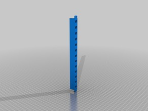 Led strip diffuser