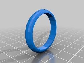 """J"" Ring mk. 2 First Ever 3D Design"