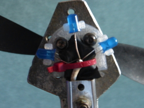 Quadcopter LED Mount