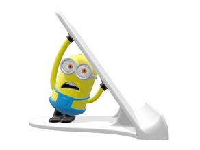 Minion Phone Stand - without support