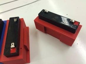 6V Rechargeable Battery Holder