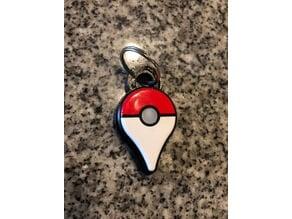 Pokemon Go Plus Keychain