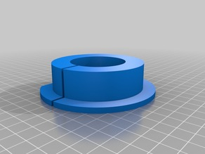 Spindle Adapter - 71mm to 43mm
