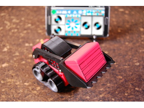 Bluetooth Mini Track Loader Charger