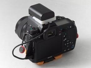 External Camera Battery Adapter