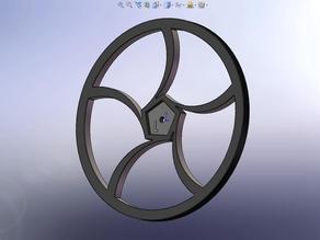 BoeBot Slasher Wheels