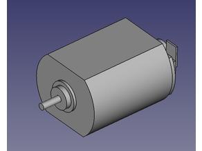 Model of Bühler Carrera Universal Motor