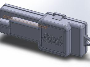 Custom Case for my new Flamestower!!