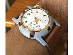 Pocket Watch Case