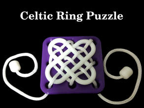 Celtic Ring Puzzle