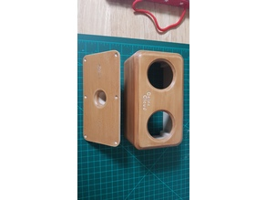Bluetooth speaker case