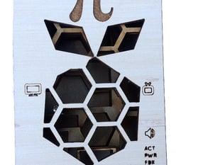 Comb Pi - Raspberry Pi Case