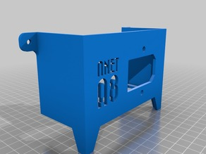 Anet A8 Power Switch Cover-V2 REMIX External Fixing