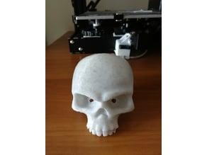 skull Herb Grinder