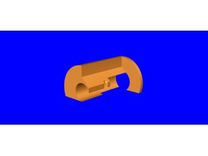 Prusa i3 MK3 Extruder Insert for Flex Filaments