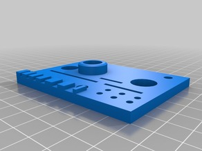 Simple toolholder