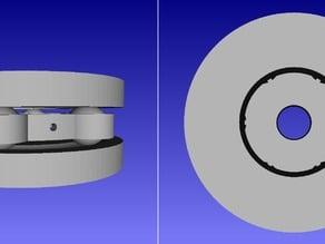 Ekobots - Bearing generator (Axial).