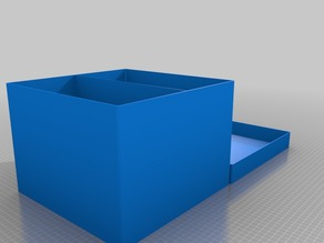 My Customized box with separators
