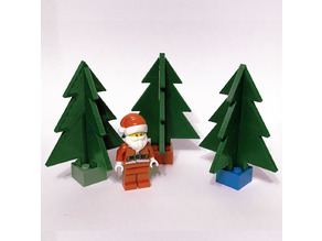 Christmas Tree (LEGO Compatible)
