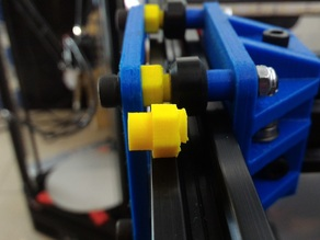 Eccentric Spacer for D-bot