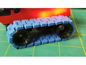 Tiny Trak - Print in Place Tread