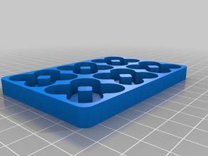 6x4 AA Battery Tray