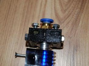 Simple J-head holder