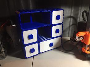 Double Width - Modular Drawers 2.0