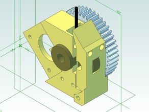 Tilt WadeExtruder (fixed tool)