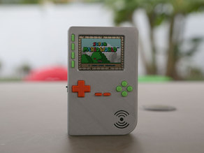 PiGRRL 2 - Raspberry Pi Game Console