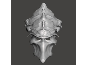 Starcraft Zeratul Mask