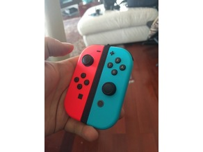Low Profile Joycon Travel Grips