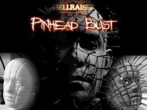 Pinhead Bust (Hellraiser)