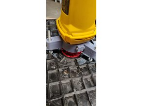 DeWalt DW660 Router Table Mount