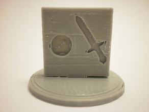 FlatMinis: Gelatinous Cube