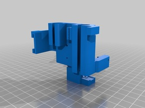 UP Mini parts for entire extruder replacement with an extruder from China (MK8)