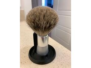 Bevel Shaving Brush Holder