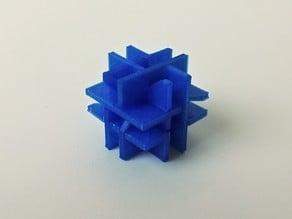 Fleishman puzzle (refined, customizable)