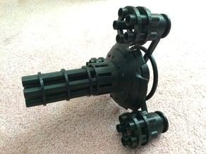 Modified Barret Arm Gun