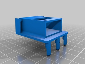 Tamiya LiPo battery holder for bathtub chassis CC01 TA01/2/3 DF01 FF01
