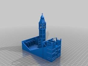 Big Ben Teacher's Desk/Supply Kit