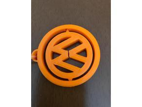 VW Spinning Keychain