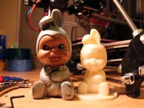 Scanned BunnyBoy