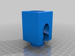 Drop + Passthrough Block for Quadrilla Marble Run