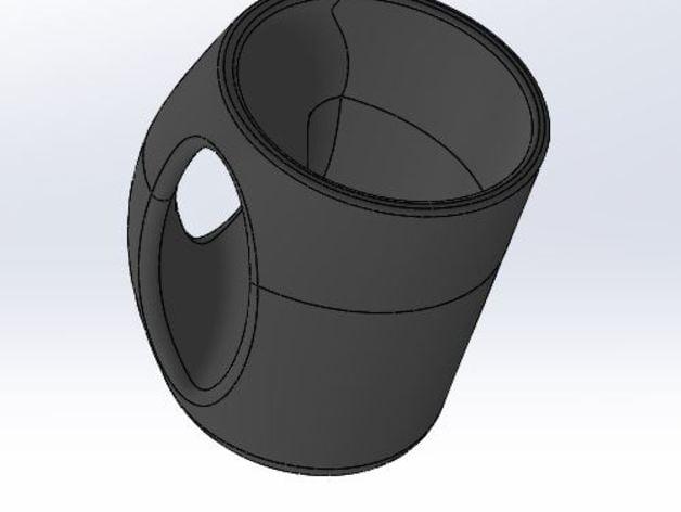 Tasse Caf Ef Bf Bd Design Transparente