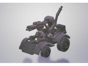 Freaks of Speed ork buggy