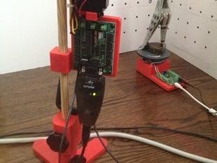 Automated 3d Laser scanner platform