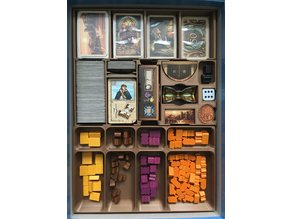 The Voyages of Marco Polo game storage insert